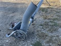 Hutchinson 8x32 Roof Auger And Motor