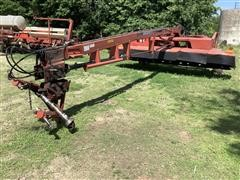 Case IH DCX161 Pull Type Windrower