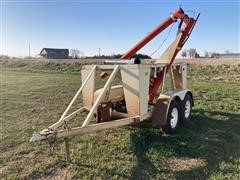 Westfield 2-Box Hydraulic Drive T/A Seed Tender