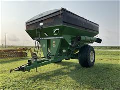 1998 Brent 974 Grain Cart