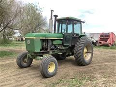 John Deere 4640 2WD Tractor
