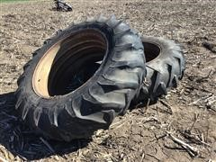 Goodyear 18.4-38 Clamp On Duals
