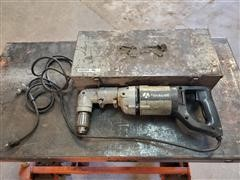 """Rockwell 7556 1/2"""" Right Angle Drill"""