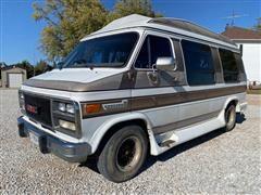 1992 GMC 2500 Vandura Van