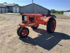 1935 Allis-Chalmers WC 2WD Tractor
