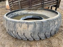 Rubber Tire Feeder