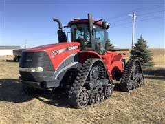2013 Case IH Steiger 400 RowTrac Tracked Tractor
