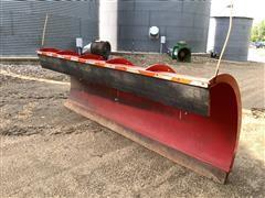 2012 Monroe MP48R12-ISCT Snow Plow