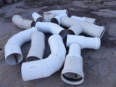 Plastic Irrigation Pipe Fittings