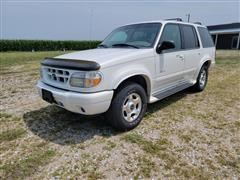 2000 Ford Explorer Limited 4x4 SUV