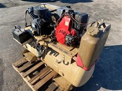 2009 Ingersoll Rand 2475 Portable Air Compressor