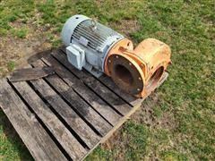 Berkeley Electric Motor & Irrigation Pump