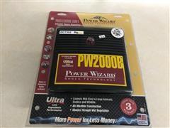 Power Wizard PW2000B Electric Fence Energizer