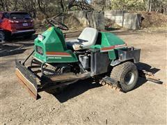 Cushman Groomaster 898924 2WD Sand Trap Rake