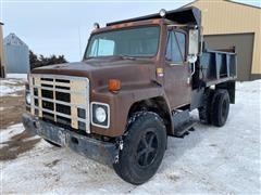1979 International 1824 S/A Dump Truck