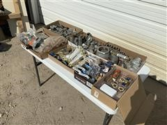 Ball Valves, Gate Valves, Tankless Water Heater Valve Set, And Galvanized Pipe Fittings