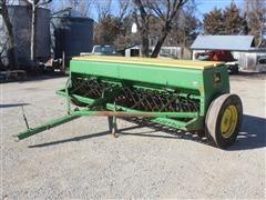 John Deere 8350 8-20 End Wheel Grain Drill W/Dry Fertilizer