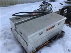 Delta Fuel Tank/Toolbox Combo