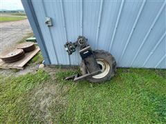 John Blue L4405 Piston Pump W/Ground Drive System
