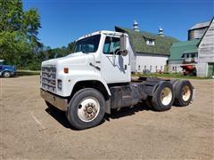 1984 International F2375 T/A Truck Tractor