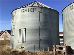 Chief 7,000 Bu Grain Bin