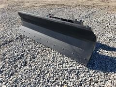 2020 TMG GL-SP220 Dozer Blade Skid Steer Attachment