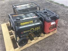 Brute 3250 Non Running Generators