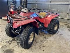 1990 Honda FourTrax 4 Wheeler ATV