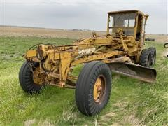 1955 Caterpillar 12-8T Motor Grader