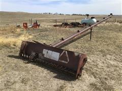 "6""x21' 3-Pt Ground Pile Auger"