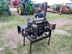 Isuzu 6BD1 6-Cylinder 5.7L Diesel Engine