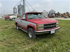 1993 Chevrolet K2500 4x4 Pickup