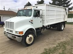 1992 International 8100 S/A Grain Truck
