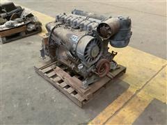 Deutz D914L06 Power Unit Engine w/ Clutch Packs (Inoperable)