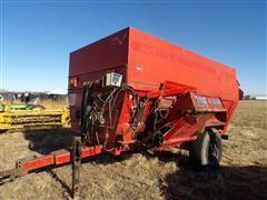 Renn 3525 Feeder Mixer Wagon