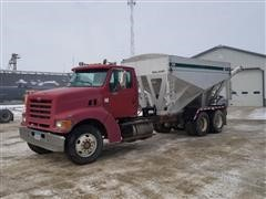 1999 Sterling LT9511 T/A Fertilizer Tender Truck W/Willmar 1600