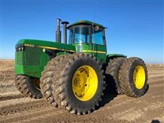 1985 John Deere 8650 4WD Tractor