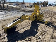 John Deere Worksite Pro 850 Backhoe Skid Attachment