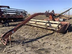 Hesston 1014 Hydro Swing Pull Type Windrower