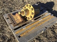 Reynolds /Rome 14E Scraper Parts & Cutting Edge