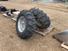 Firestone Traction Field 14.9-24 Gleaner Combine Tires