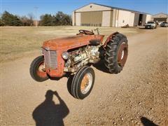 Massey Ferguson 35 Deluxe 2WD Tractor