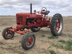1950 International Farmall H 2WD Tractor