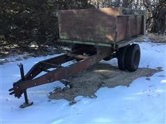 Galion 12N3 Dump Body Trailer