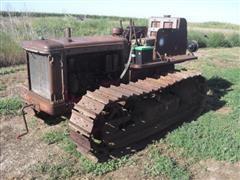 1947 International TD6 Track Tractor