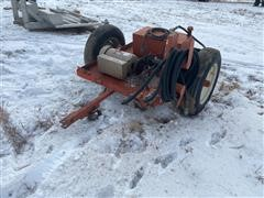 Portable Electric Hydraulic Pump