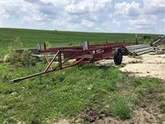Custom Made Irrigation Pipe Trailer