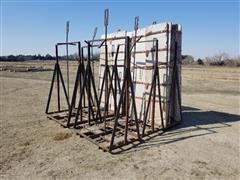 Concrete Forms & Loading Racks
