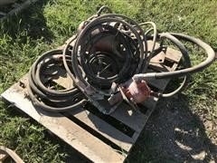 Case Hydraulic PTO Pump
