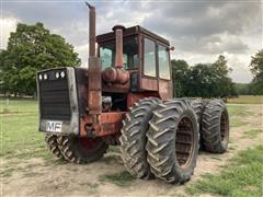 1976 Massey Ferguson 1800 Articulated 4WD Tractor